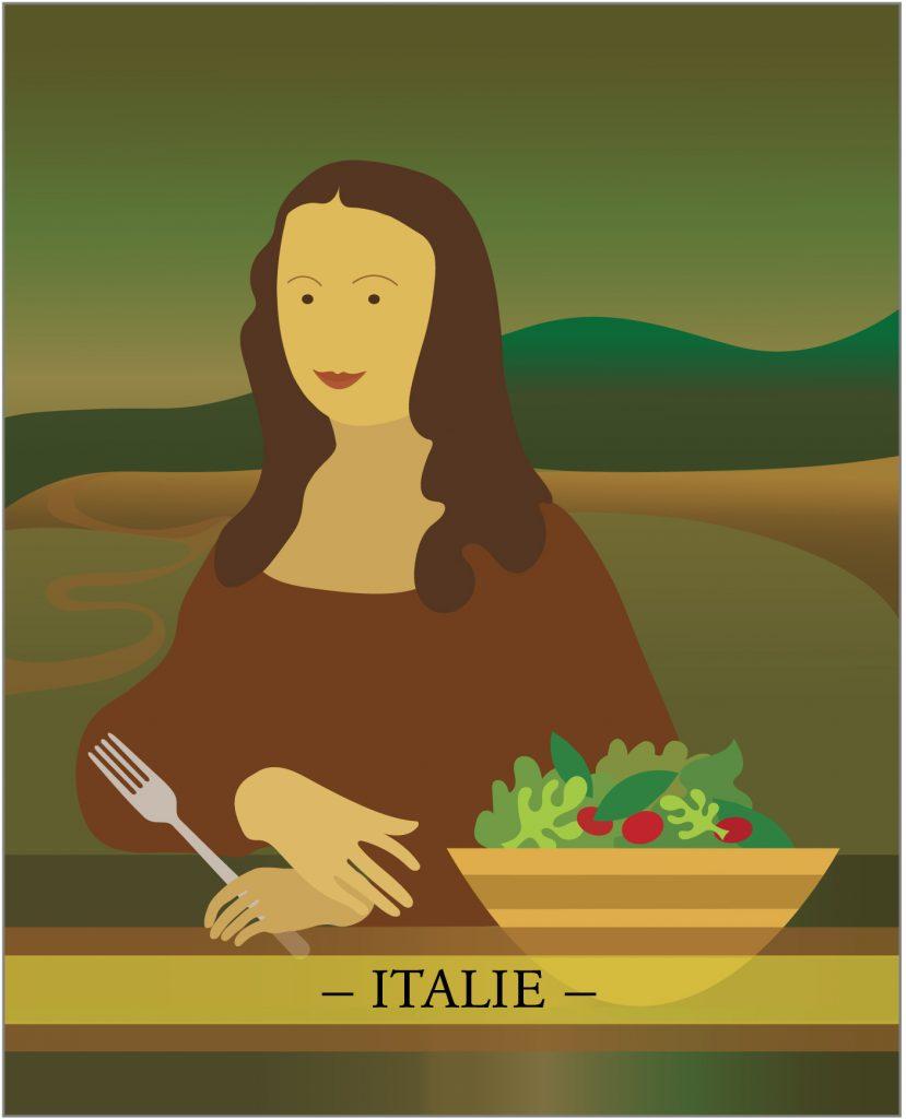 La collection Italie, des mélanges d'épices pour la cuisine facile au quotidien.
