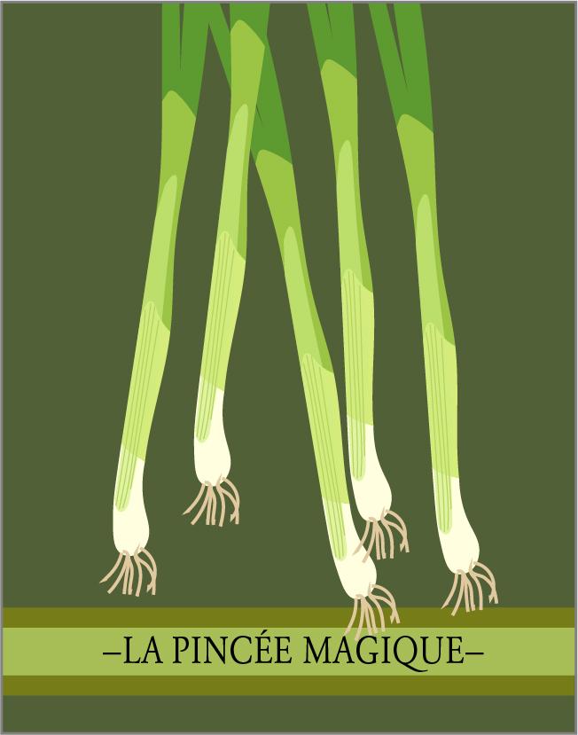 LA PINÇÉE MAGIQUE. Un des  4 mélanges d'épices de la collection France.
