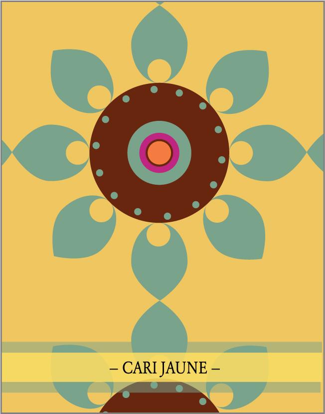 CARI JAUNE. Un des  4 mélanges  d'épices  de la collection Inde par lasphereculinaire.ca
