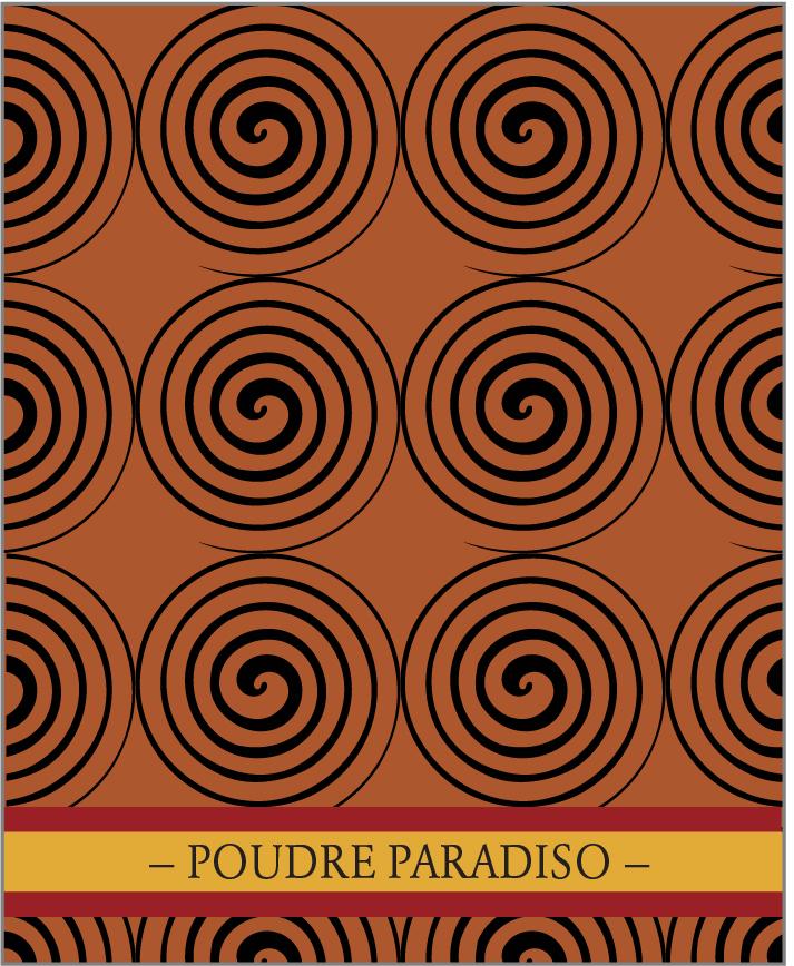 POUDRE PARADISO. Un des  4 mélanges d'épices de la collection Espagne par lasphereculinaire.ca