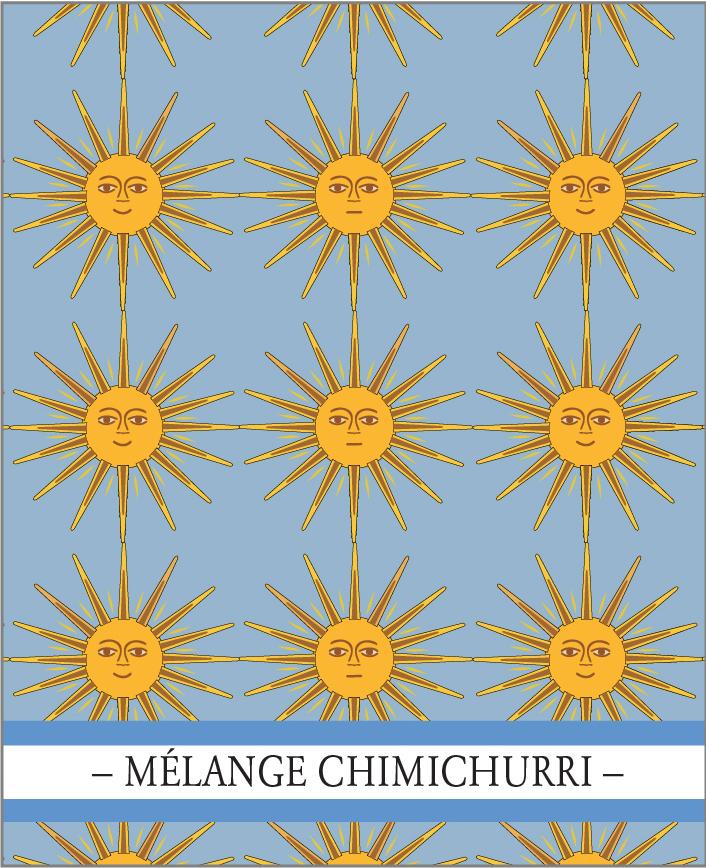 MÉLANGE CHIMICHURRI. Un des 7 mélanges de la Collection Classique de lasphereculinaire.ca