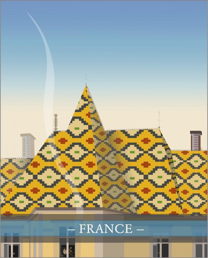 Manger local et cuisiner français. La collection d'épices pour la cuisine française produit: ID16513