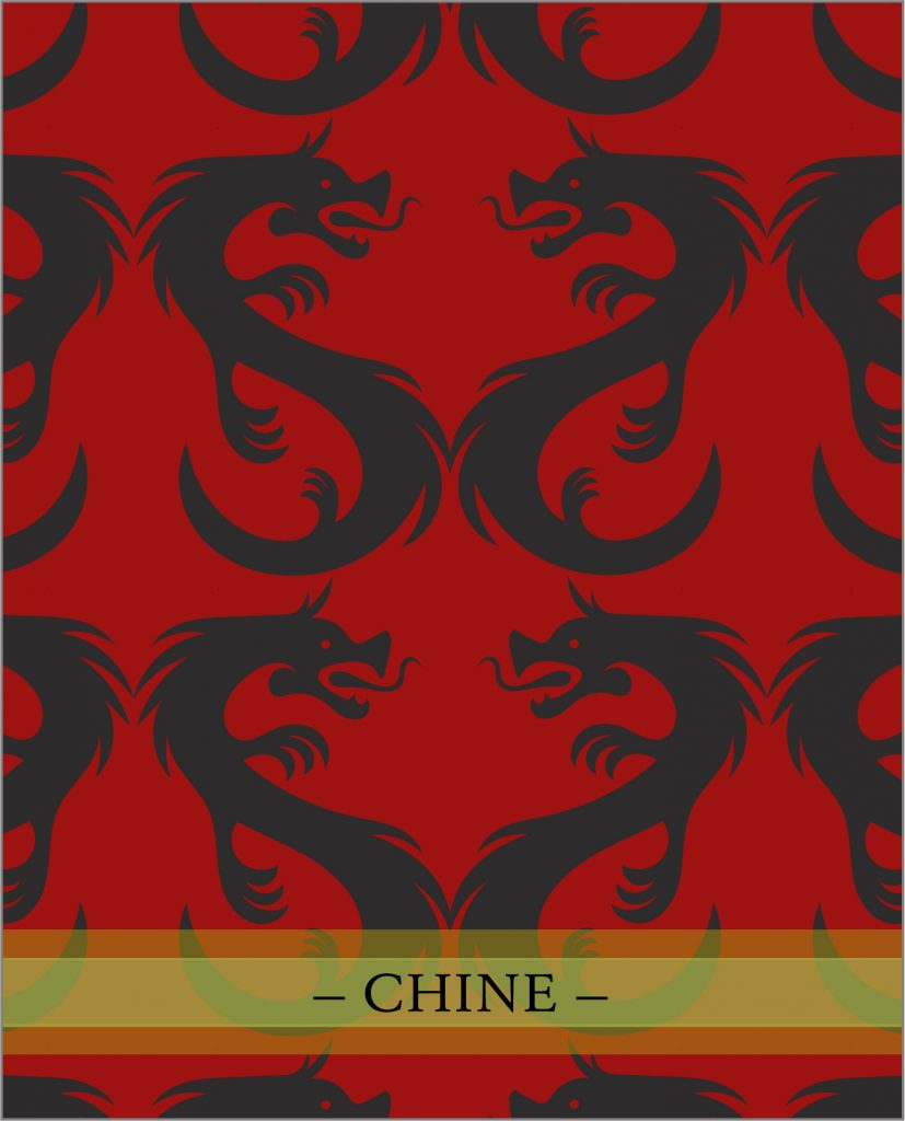 La collection Chine de la Sphère Culinaire, produit ID 16514