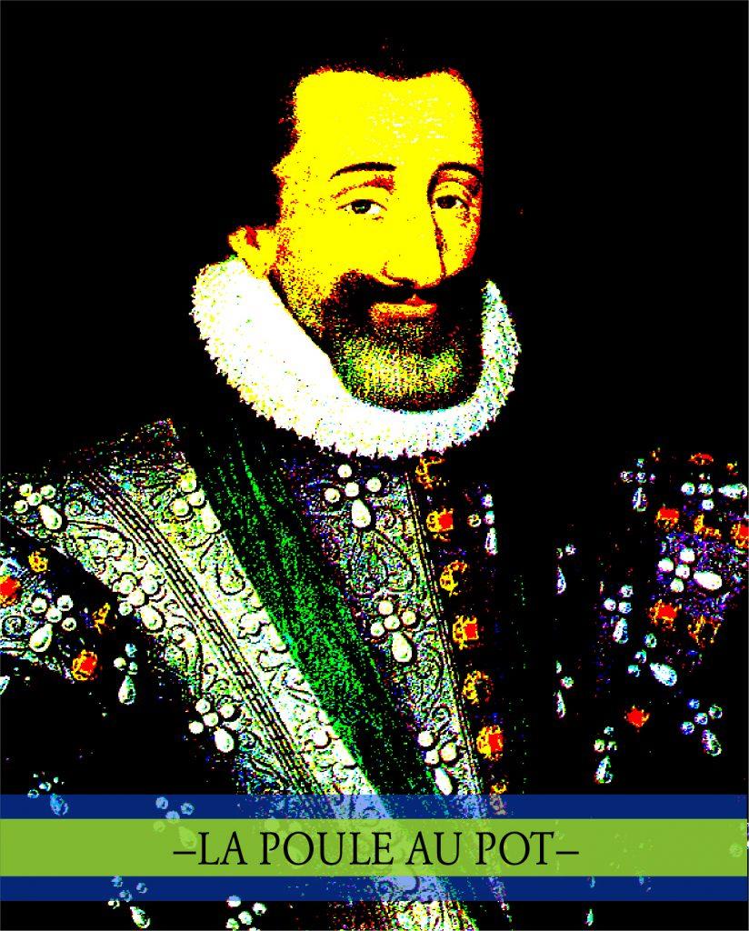 La poule au pot d'Henri IV